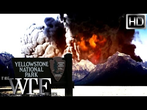 BigFoot 2017 - Is the YELLOWSTONE SUPER VOLCANO READY for a MASS ERUPTION?