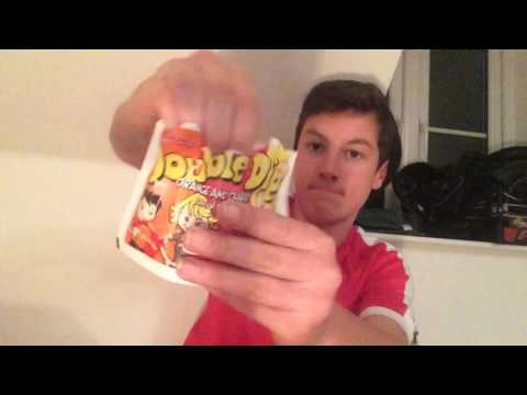 Tasting candy (double dip )felt sick
