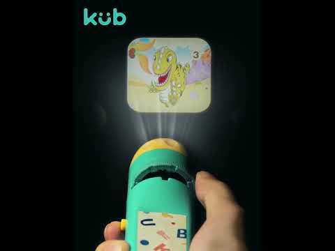 KUB Storybook Torchlight/Projector