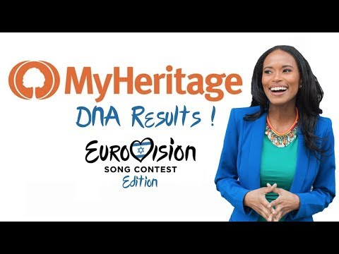 Is your favorite American Eurovision fan European? [MyHeritage DNA Test Results]