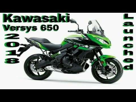 new 2018 kawasaki versys 650 launched in india full review youtube. Black Bedroom Furniture Sets. Home Design Ideas