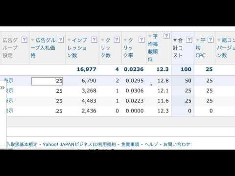 【実例】YDNアフィリエイトでCVR100%達成した例