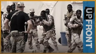 🇺🇸 🌍 Is the US military doing a 'fantastic job' in Africa? | UpFront Reality Check