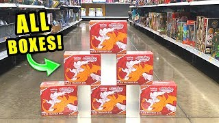 *BUYING EVERY BOX OF POKEMON CARDS AT WALMART!* Opening NEW UNBROKEN BONDS Packs With ULTRA RARE!
