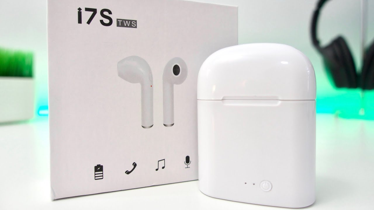 Fake 26 Airpods From Amazon Unboxing Review Tws I7s Youtube