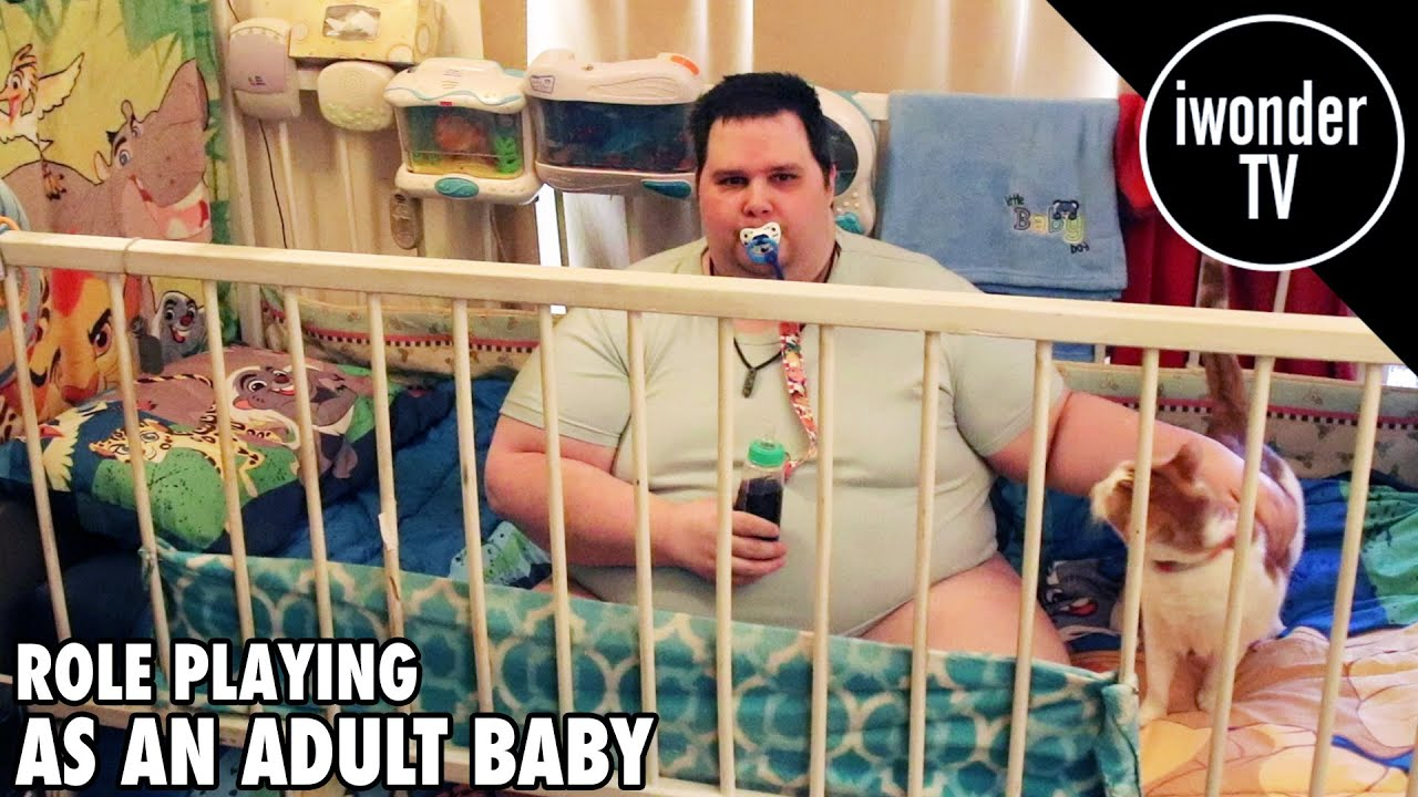 Adult baby training video