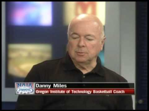 Danny Miles, Oregon Tech Men's Basketball Coach, weighs in ...