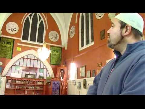 Mosque tour
