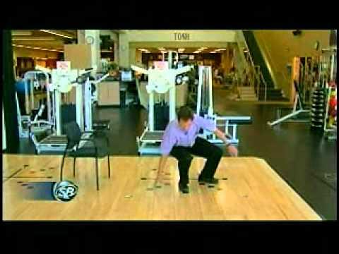 Stretch - Flexibility in your Golf Swing