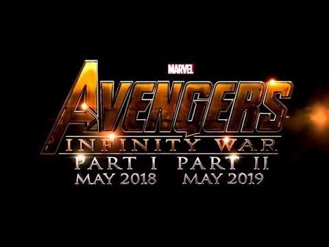 The Avengers Infinity War Teaser Trailer 2018 Comic Con Marvel Studios