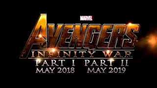 The Avengers Infinity War Teaser Trailer 2018 Comic Con Marvel Studios