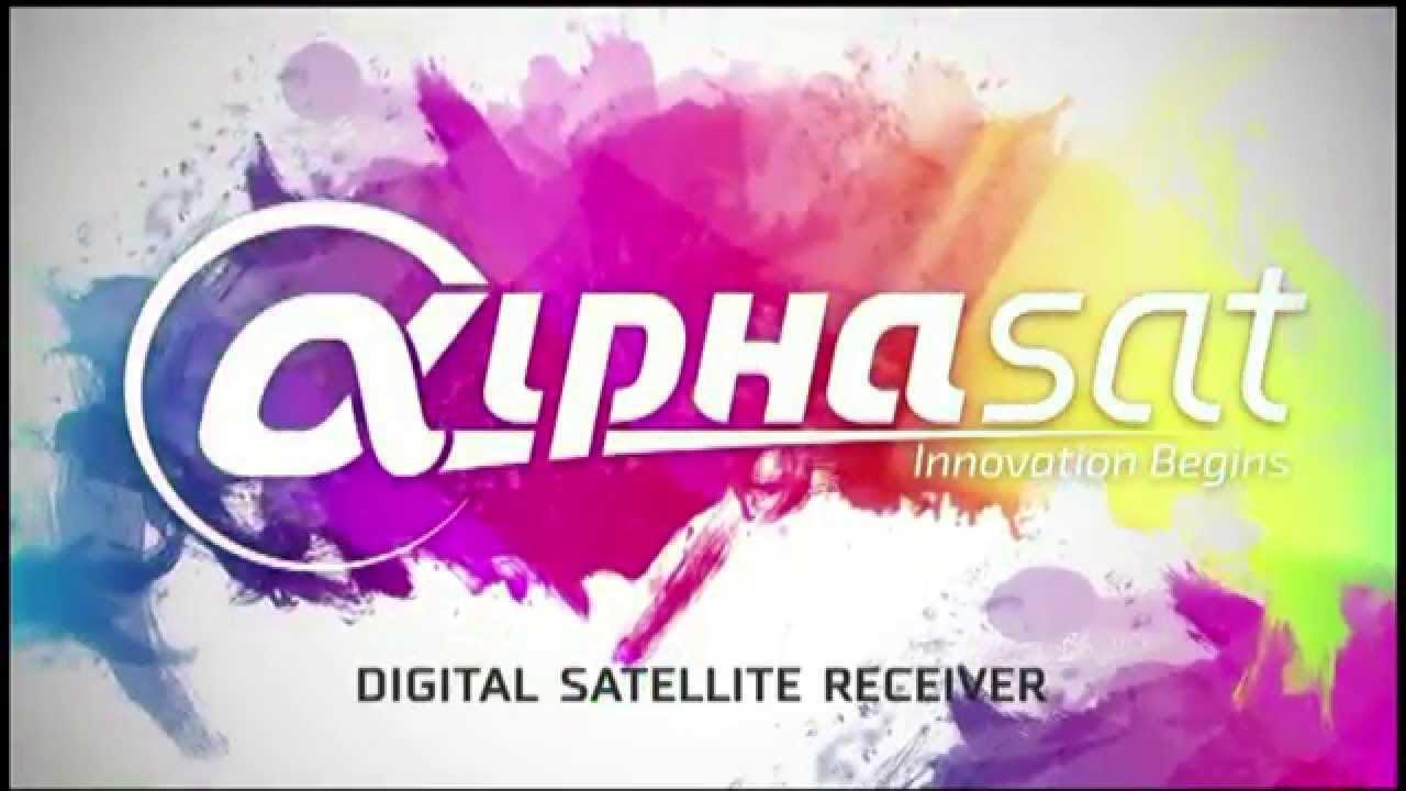 Resultado de imagem para Receptor Alphasat Chroma Busca de Canais