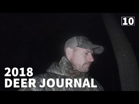 Georgia PUBLIC LAND...I Found Some HOTT BUCK SIGN!! - 2018 Deer Journal | Ep.#10 | Week 11 |