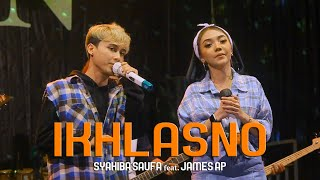 Syahiba Saufa feat. James AP - Iklasno [LIVE]