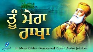 Tu Mera Rakha Sabhni Thayi - Waheguru Simran | Shabad Gurbani Kirtan | Hazoori Ragi Amritsar Live