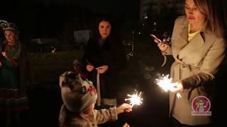 Cалют для детей на день рождения (5 лет)