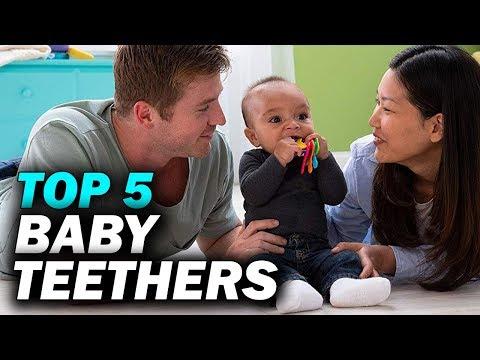 Top 5 Best Baby Teethers