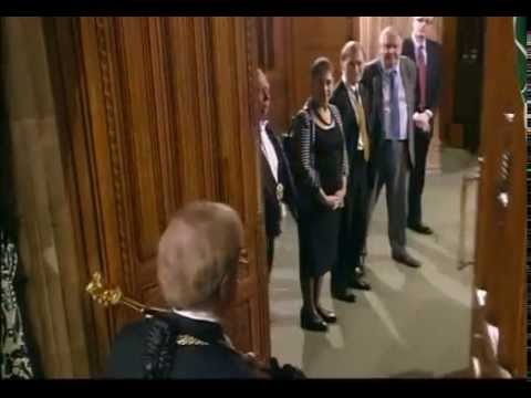 The farce of 39 black rod 39 youtube for Farcical pantomime