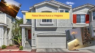 House Tour - Nasa bivsa kuca u Vegasu