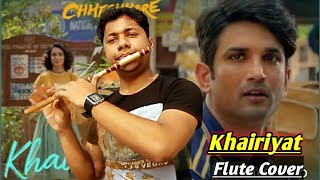 Khairiyat Pucho   Flute Instrumental Cover   Arijit Singh   By Harish Mahapatra