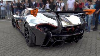 $4.0 Million McLaren P1 GTR – Start Up, Exhaust, Driving
