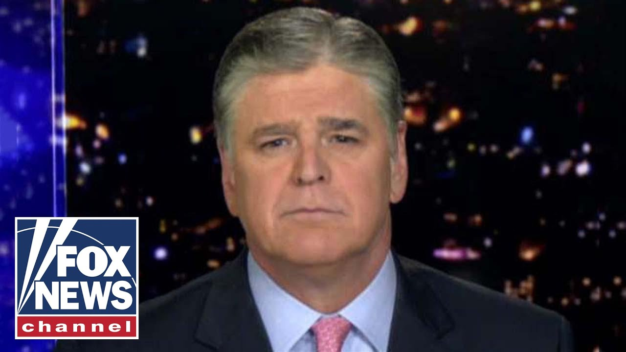 FOX News - Hannity: The deep state is desperate for dirt on Trump