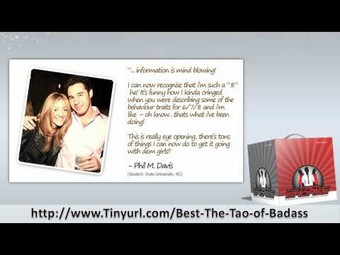 Joshua Pellicer The Tao of Badass Book | Is The Tao of Badass Any Good from YouTube · Duration:  4 minutes 17 seconds