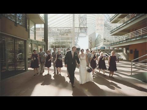 Fun Denver, Colorado wedding short film