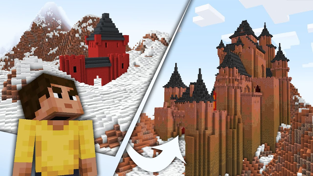 5 Easy Ways to Improve your Minecraft Builds