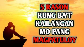 Download lagu 5 REASONS TO NOT GIVE UP (REMAKE) - MOTIVATIONAL VIDEO