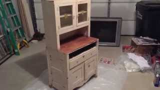 Hutch Refinishing