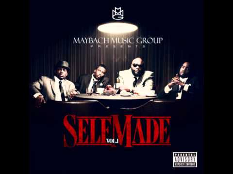 Rick Ross ft Wale Meek Mill Pill  Any Means selfmade vol1