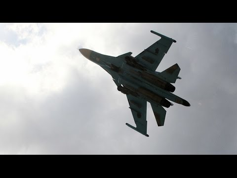 Tit for Tat: Russia denies SU-34 violates Turkish airspace on Friday