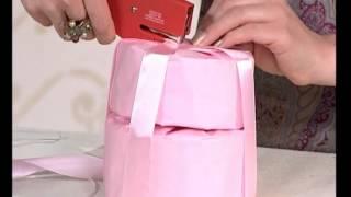 Подарок на свадьбу. Идеи подарочной упаковки свадебного подарка. Урок 12(Иду на свадьбу. И даже знаю, что подарить. Но, подарков несколько. Так захотела невеста. Нашла интересную..., 2015-06-29T17:28:02.000Z)