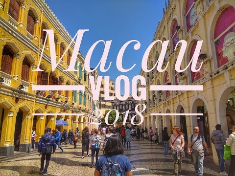 MACAU TRAVEL GUIDE| VLOG| IAMTHEGIRLWHOTRAVELS