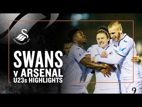 U23s Highlights: Swans v Arsenal