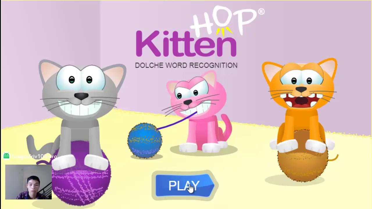 Play Kitten Hop Hd Youtube