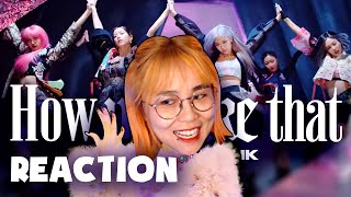 "Phận Fangirl react ""How You Like That"" 