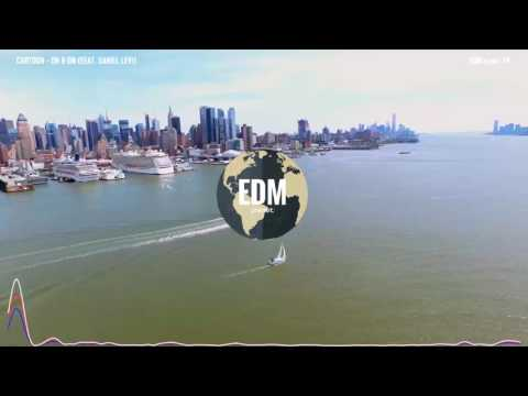 Cartoon - On & On feat. Daniel Levi (New York Timelapse 2K Video)