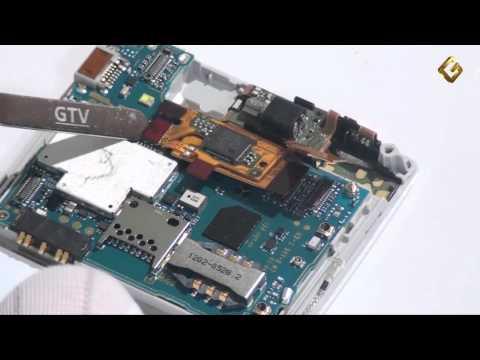 Sony Ericsson Xperia ARC S - как разобрать телефон, из чего состоит