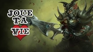 Joue ta Vie! - Gameplay League of Legends - Jarvan IV Jungle - Argent 4 - FR & HD