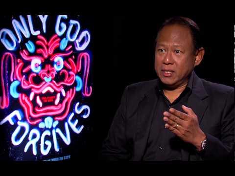 Only God Forgives: Vithaya Pansringarm 2013 Movie