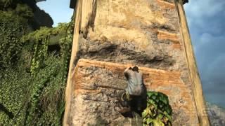 Uncharted 4 Walkthrough -Chapter 02: Infernal Place (1/2)