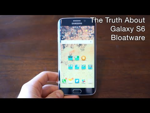 The Truth About Samsung Galaxy S6 Bloatware - MobileSyrup.com