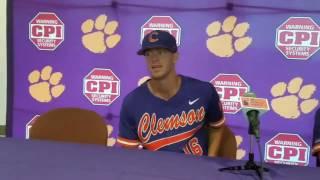 TigerNet.com - Alex Eubanks, Chase Pinder Louisville Game 2 - 5.13.17
