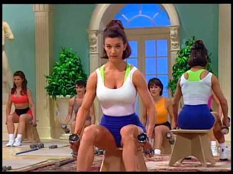 The FIRM 'BASICS Sculpting w/ Weights' Classic DVD Workout