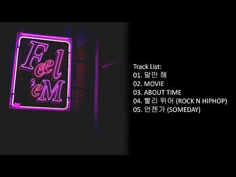 [Full Album] BTOB - Feel'eM (Mini Album)