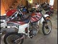 HONDA XR200R DOUBLE BLIP! || Cold Start