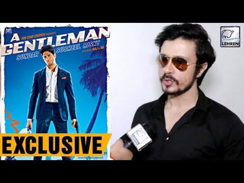 Darshan Kumaar Talks About A Gentleman & His Hollywood Projects| LehrenTV
