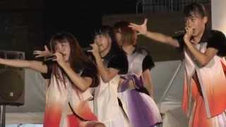 福生七夕まつり2015 SiAM&POPTUNe(シャムポップチューン) ノーカット版 ...